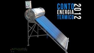 Conto Energia Termico 2012