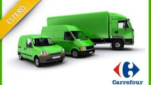 Carrefour logistica verde