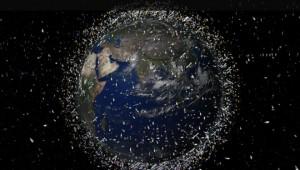 Rifiuti spazio-NASA