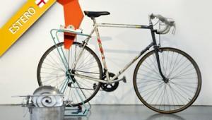 Hal Watts bicicletta
