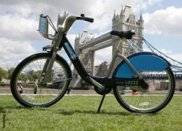 Londra a 2 ruote