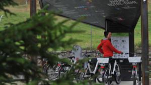 Bike sharing Val d'Aosta