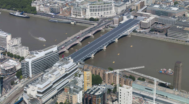 Ponte fotovoltaico