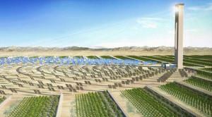 Deserto energia