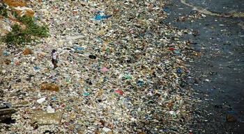 isola dei rifiuti